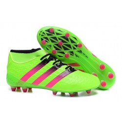 adidas Ace 16.1 FG New 2016 Soccer Boots Green Red