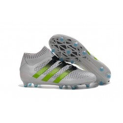 adidas Ace 16.1 FG New 2016 Soccer Boots White Green