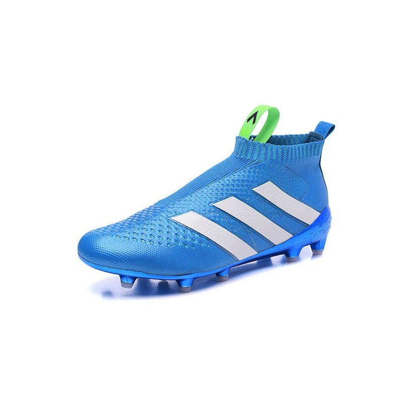 ... Football Cleats - Blue Orange Black attractive price  New 2016 Mens  adidas ACE 16+ Purecontrol FG Soccer Cleats Bl large discount 3163b 7dd91  ... b5dce74ae