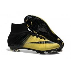 Cristiano Ronaldo Nike Mercurial Superfly CR7 FG Football Boots Cinnamon Black