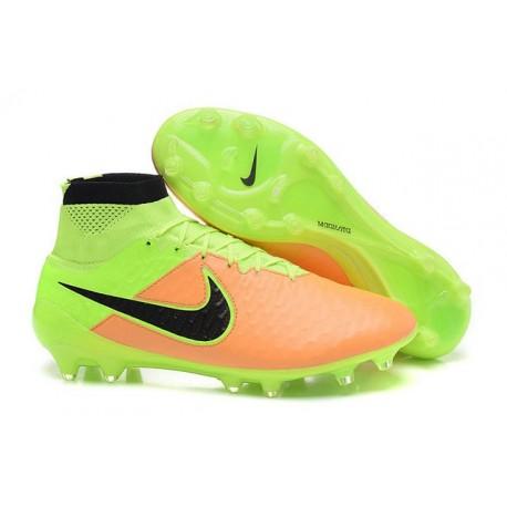 Obra Shoes Black Magista Nike Mens Yellow FG New Football Volt zpLSMUjqVG