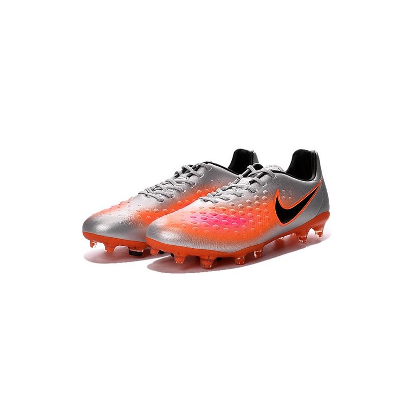 93d262185 ... coupon for nike magista opus ii fg 2016 new mens soccer cleats silver  orange black d1c24