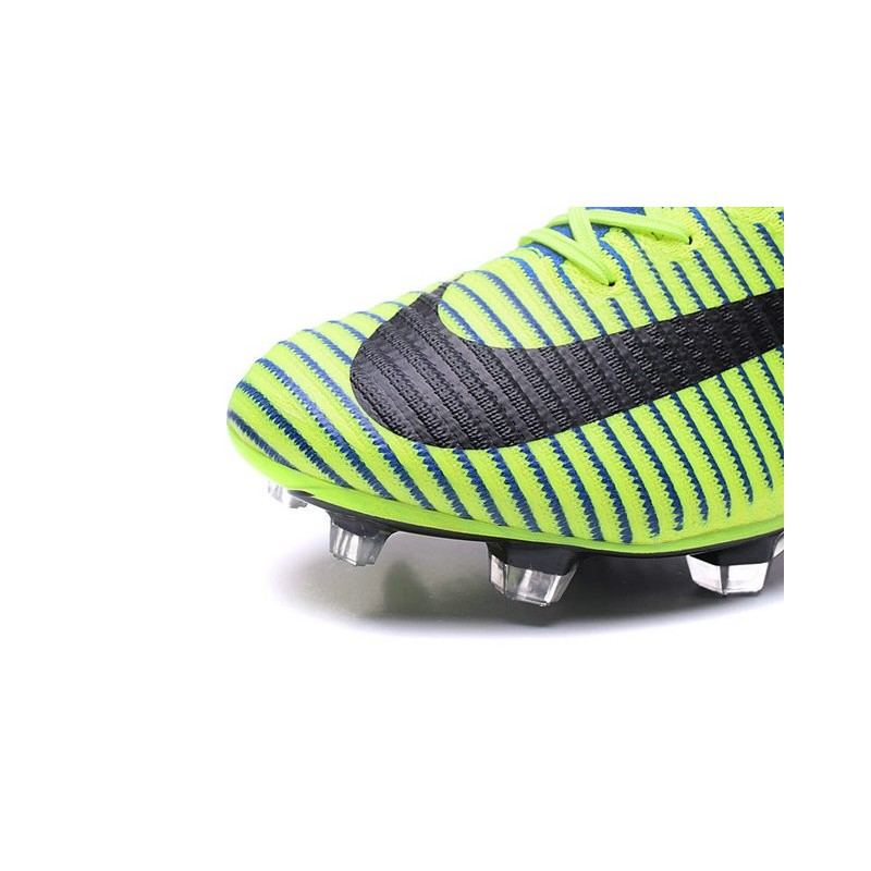 cheap for discount a4be3 ad39f Nike Mercurial Superfly 5 FG Cristiano Ronaldo Boots Green ...