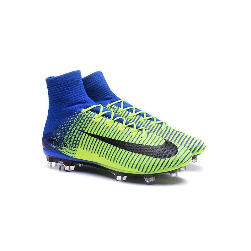 ... Nike Mercurial Superfly 5 FG Cristiano Ronaldo Boots Green B ...