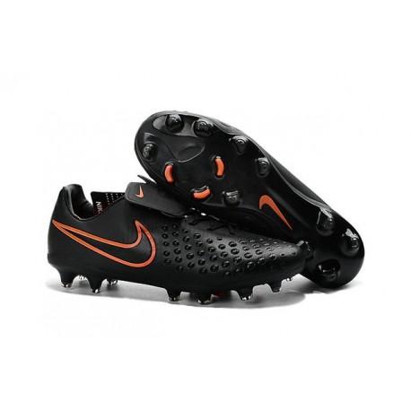 Nike Magista Opus II FG 2016 New Mens Soccer Cleats Black Crimson