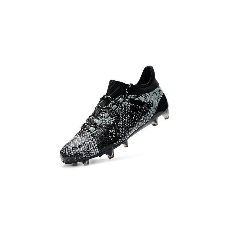 02b4850e6 New 2016 adidas X 16.1 FG Firm Ground Soccer Boots Vapour Black