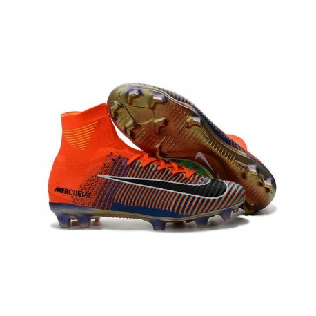 the best attitude 9fc5e 4be84 Nike Mercurial Superfly V FG EA Sports Football Boots