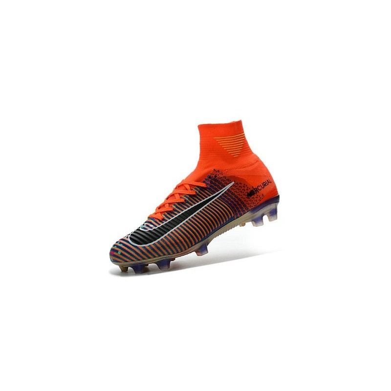 the best attitude 70f32 16071 Nike Mercurial Superfly V FG EA Sports Football Boots