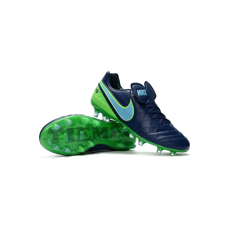 purchase cheap 74437 7989d New 2016 Nike Tiempo Legend 6 FG Leather Football Cleats ...