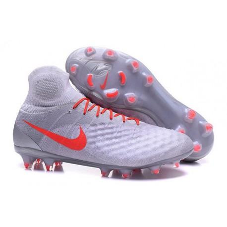 Nike Magista Obra II FG New Tops Football Cleat White Orange