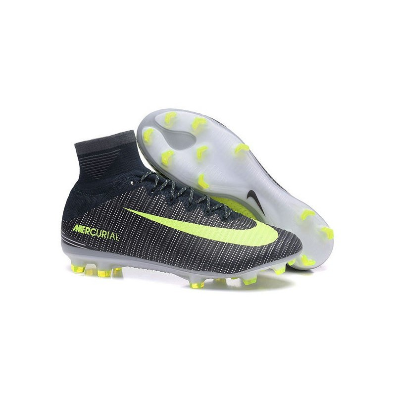 the best attitude b4764 ada72 Nike Mercurial Superfly 5 CR7 FG New Soccer Cleats Seaweed ...