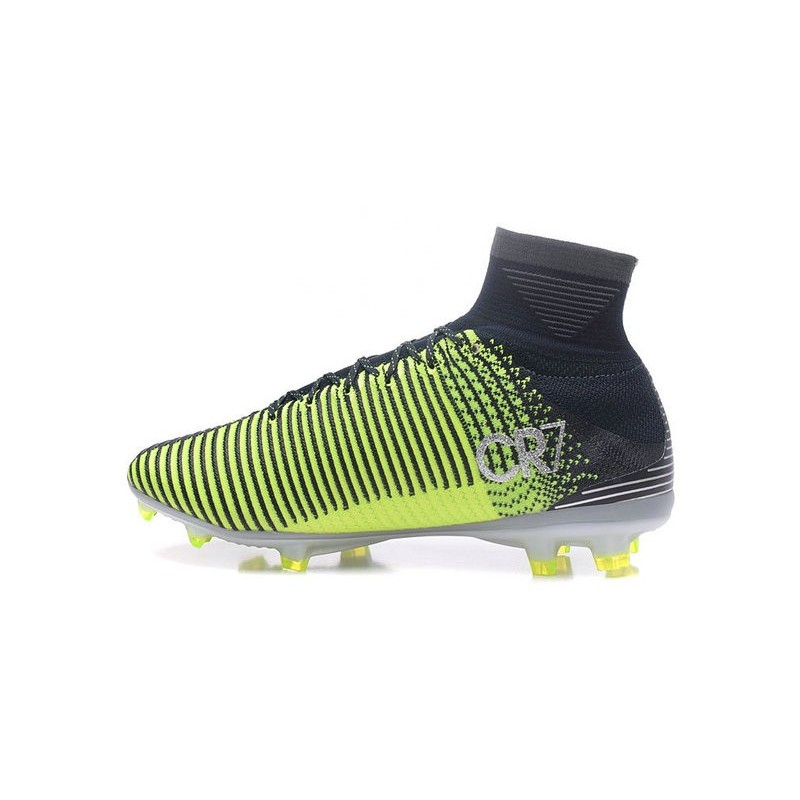 the best attitude 1a471 b54ad Nike Mercurial Superfly 5 CR7 FG New Soccer Cleats Seaweed ...