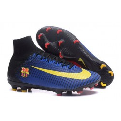 Nike Mercurial Superfly 5 FG New Soccer Cleats Barcelona FC
