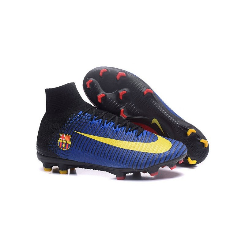 5d04b0726ab4 Nike Mercurial Superfly 5 FG New Soccer Cleats Barcelona FC Maximize.  Previous. Next