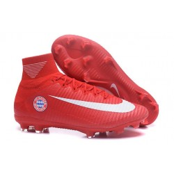 Nike Mercurial Superfly V FG Firm Ground FC Bayern München Boot