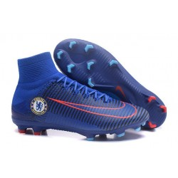 Nike Mercurial Superfly V FG Firm Ground Chelsea FC Boot