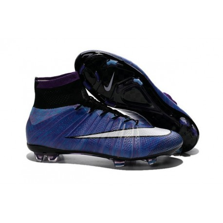 brand new 9d2a3 b743e Nike C.Ronaldo Mercurial Superfly 4 FG Soccer Boot Purple White