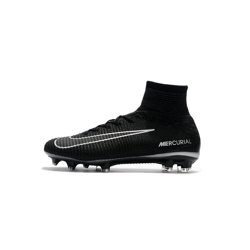 low priced 1de38 036bc Nike Mercurial Superfly 5 FG News 2017 Cleats Black Dark Gre