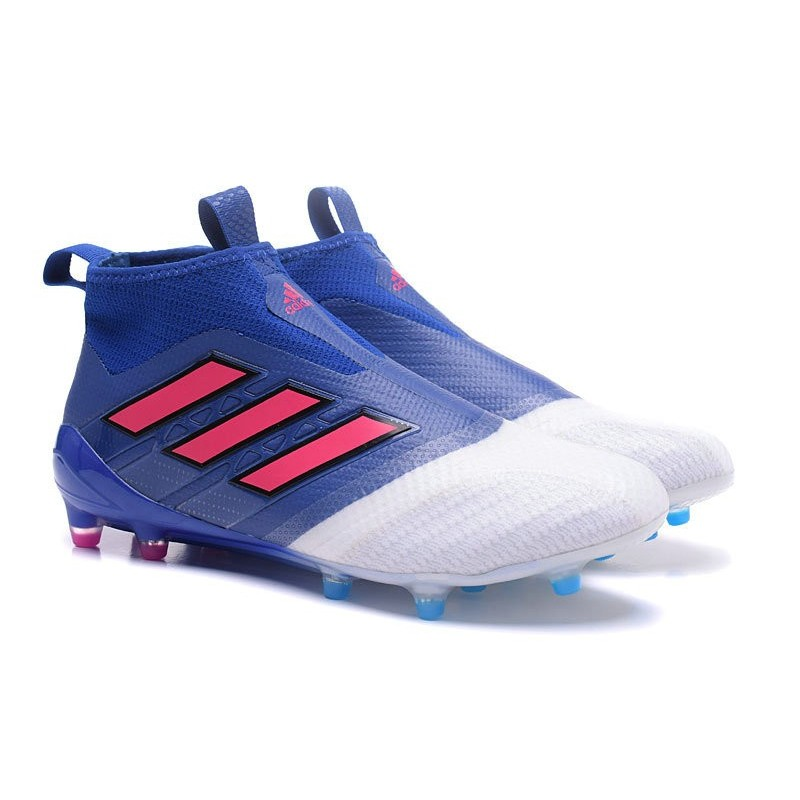wholesale dealer 3d760 3cacb purecontrol FG Blu Bianco ADIDAS ACE 17 Calcio