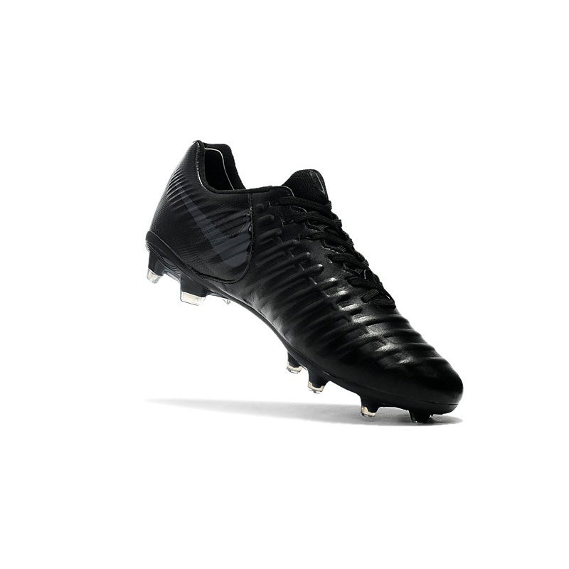 lowest price baf2f be7fe New 2017 Nike Tiempo Legend 7 FG Soccer Cleats - All Black