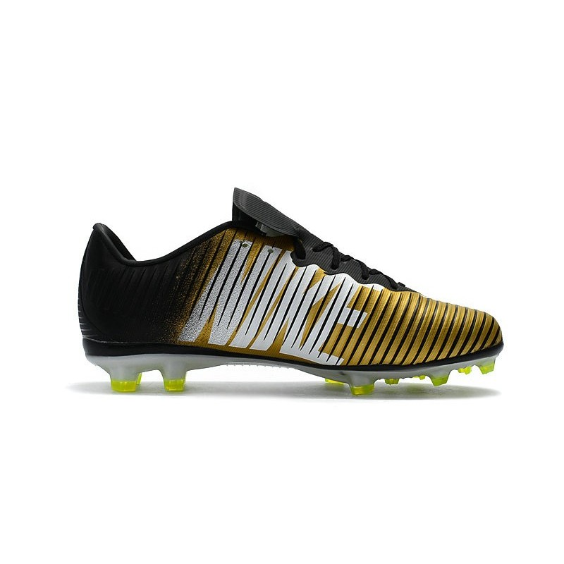 73258e9728c Mens 2017 Nike Mercurial Vapor 11 FG Football Boots Yellow Black Maximize.  Previous. Next