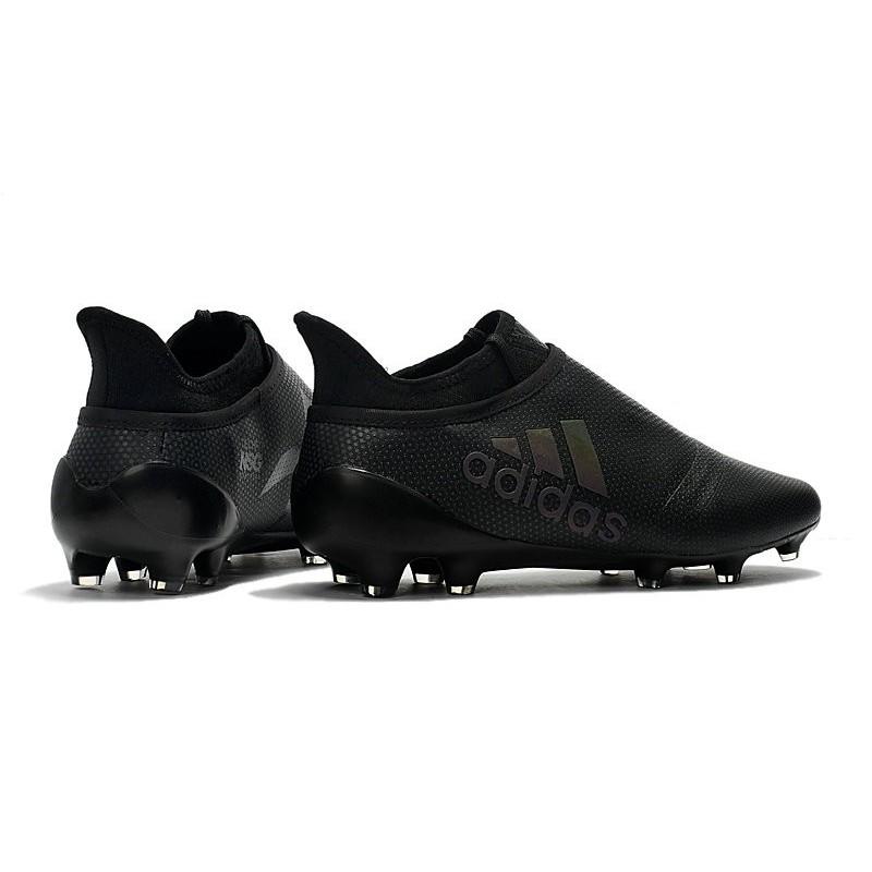 adidas X 17+ Purespeed FG Football Boots Black