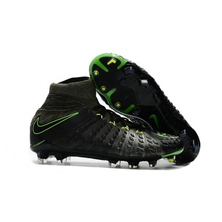 Nike Hypervenom Phantom III Dynamic Fit FG ACC - Black Volt