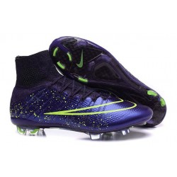 Nike Mercurial Superfly FG ACC New Shoes Power Clash Purple