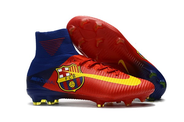 huge selection of 2808b dfc59 Nike Mercurial Superfly 5 FG New Football Boots Barcelona ...
