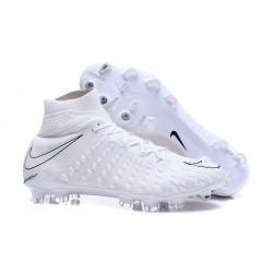New Nike Hypervenom Phantom 3 DF FG - White