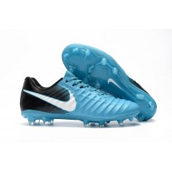 New Nike Tiempo Legend 7 FG ACC Football Boots - Blue Black