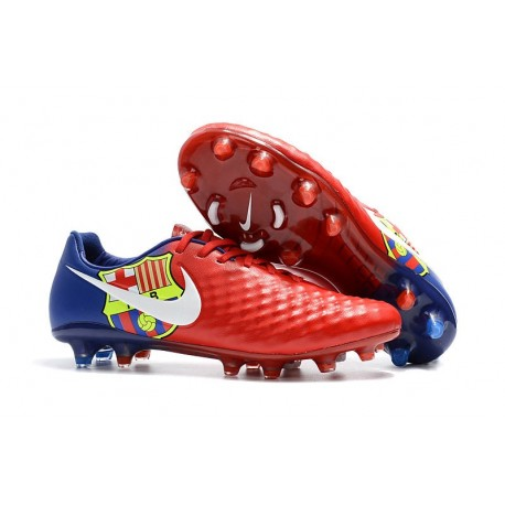 New Nike Magista Opus 2 FG Soccer Boots FC Barcelona