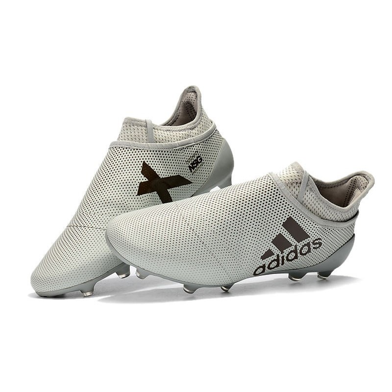 the best attitude 89162 5c018 New adidas X 17+ Purespeed FG Soccer Cleats White Black Maximize. Previous.  Next
