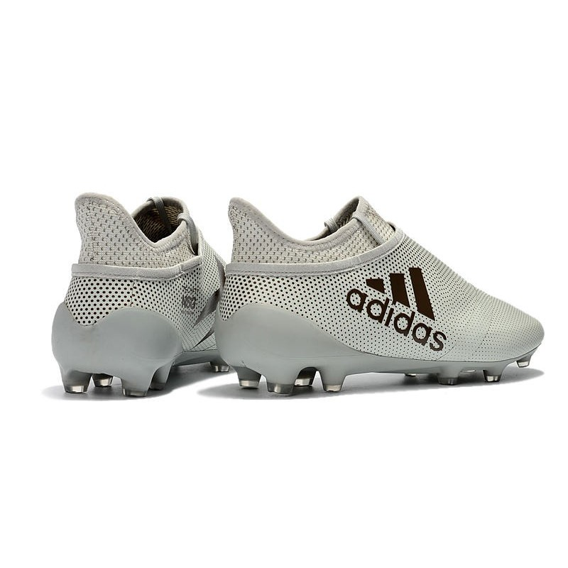 b1bcee613333 New adidas X 17+ Purespeed FG Soccer Cleats White Black Maximize. Previous.  Next