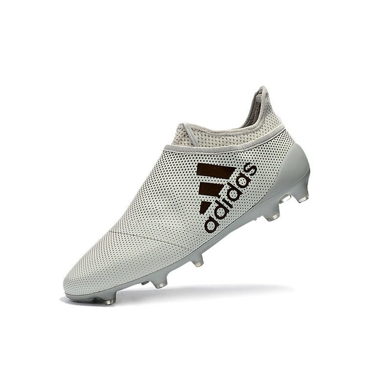a8f8a8c64 New adidas X 17+ Purespeed FG Soccer Cleats White Black Maximize. Previous.  Next