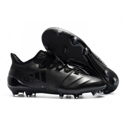 New 2016 adidas X 16.1 FG Firm Ground Soccer Boots All Black