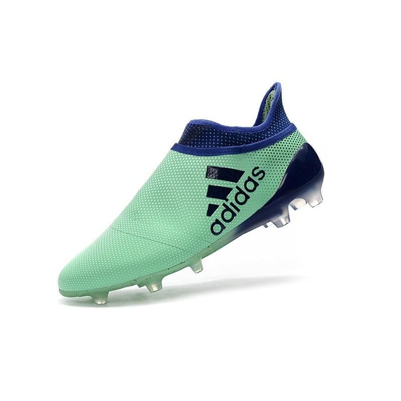 35652b6b4 New adidas X 17+ Purespeed FG Soccer Cleats Green Black