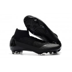 Nike Mercurial Superfly 6 Elite FG Football Boots - All Black