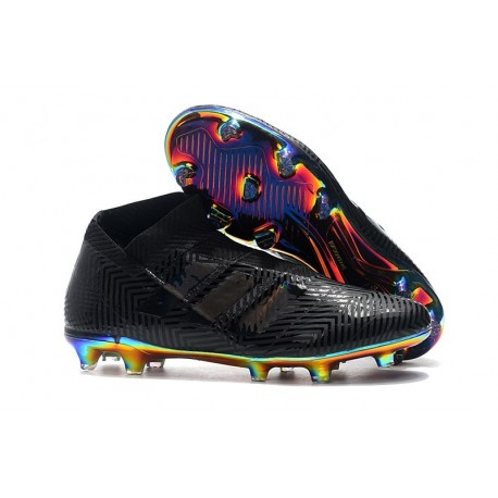 News Adidas Nemeziz 18+ FG Boot - Black