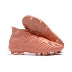adidas Predator 18.1 Firm Ground FG Boots - Pink