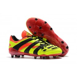 adidas Predator Accelerator Electricity FG -Yellow Black Red