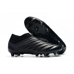 adidas Copa 19+ FG Firm Ground Soccer Boot -All Black