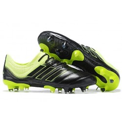 adidas Copa 19.1 FG News Soccer Shoes Core Black Solar Yellow