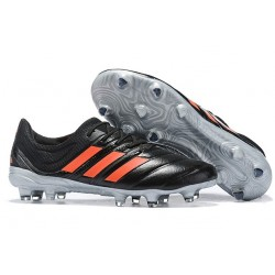 adidas Copa 19.1 FG News Soccer Shoes Core Black Solar Red