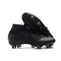 Nike Mercurial Superfly VI 360 Elite SG-Pro AC All Black