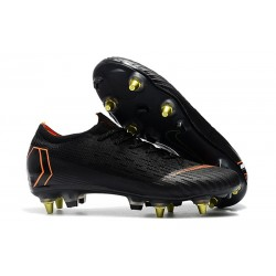 Nike Mercurial Vapor XII 360 Elite SC-Pro Black Orange