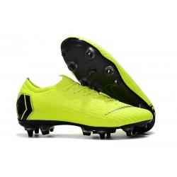 Nike Mercurial Vapor 12 Anti Clog SG-Pro Volt Black