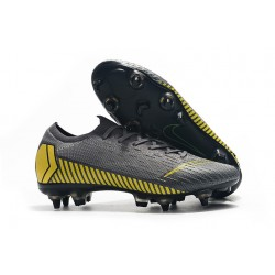 Nike Mercurial Vapor 12 Anti Clog SG-Pro Grey Black