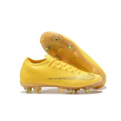 Nike Mercurial Vapor XII Elite FG Firm Ground Cleats - Yellow
