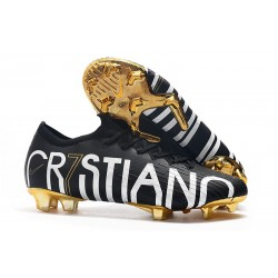 Cristiano Ronaldo Nike Mercurial Vapor XII Elite FG Firm Ground Cleats